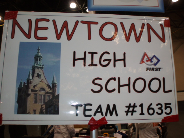 Robotic Competition - Newtown High School
